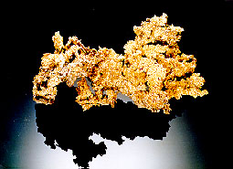 Gold Specimen from California - image